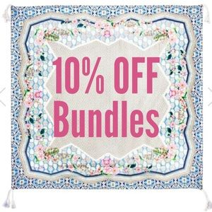Other - 10% OFF bundles with 2 or more items.